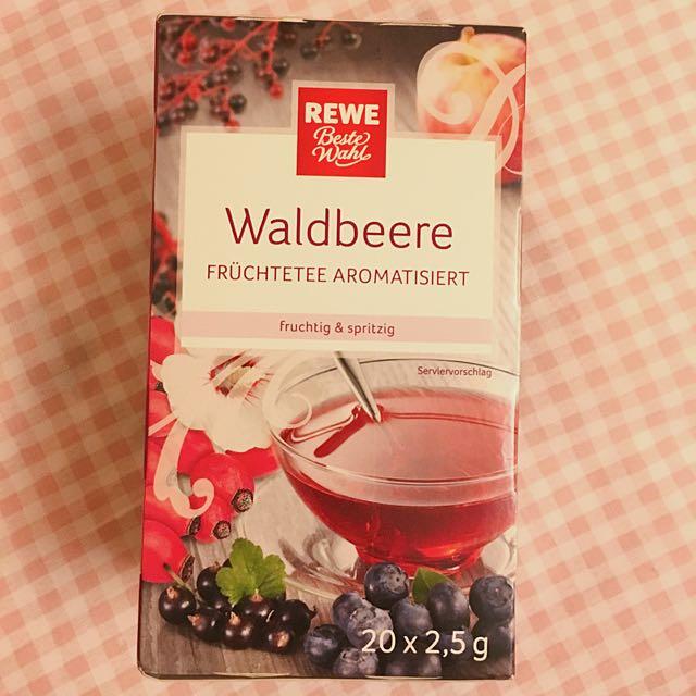 🇩🇪REWE德國水果茶 茶包 20入