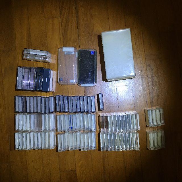 Acrylic Plastic Cases (DV tape / iPhone 6S Plus size)
