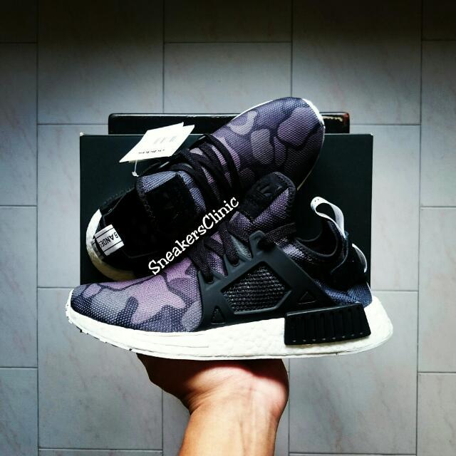 d4e92b5ab Adidas NMD XR1 Duck Camo