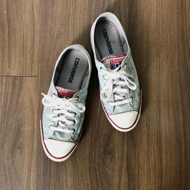 Authentic Converse Chuck Taylor Shoes