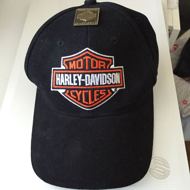 Authentic Harley Davidson Cap cd23085dd84