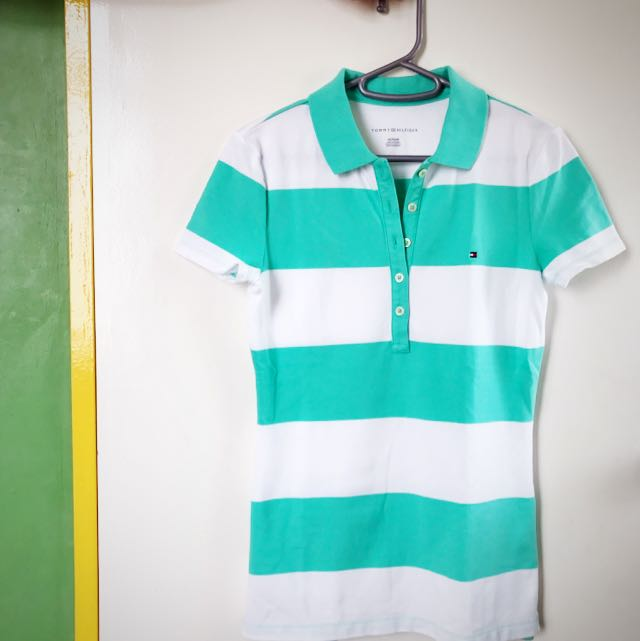 Authentic Tommy Hilfiger Polo Shirt