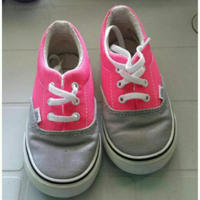 authentic vans for kids