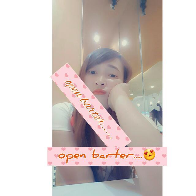 Barter..