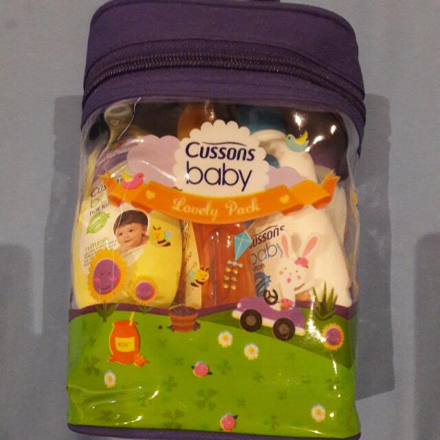 Bath Set Cussons