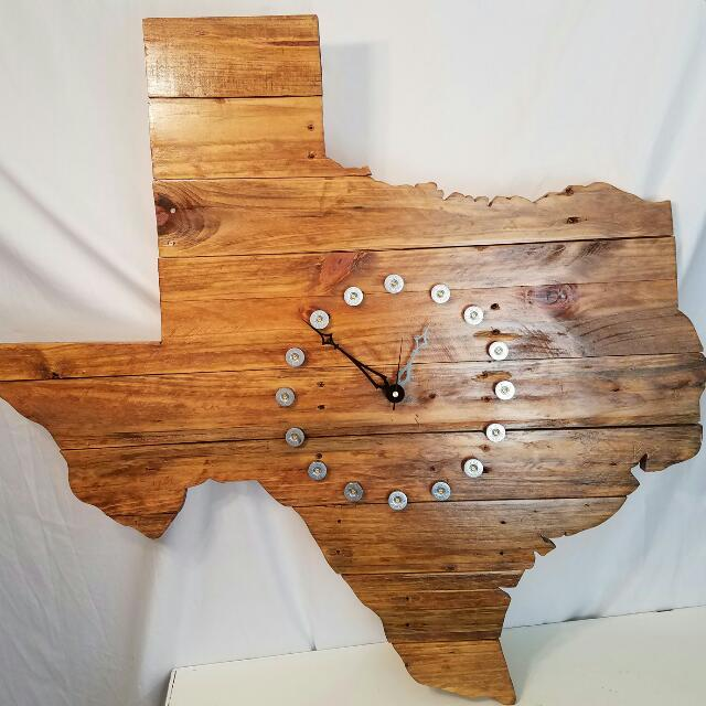 Big Texas Clock
