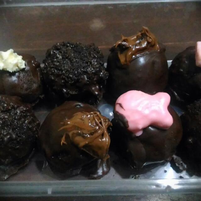 Choco Truffles! 🍫