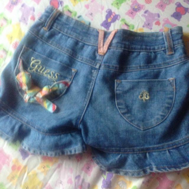 Cln Pndk Jeans Guess 6-8thn
