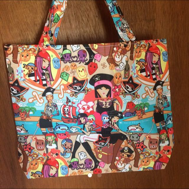 Colorful Totebag