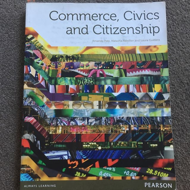 Commerce, Civics & Citizenship - Year 10