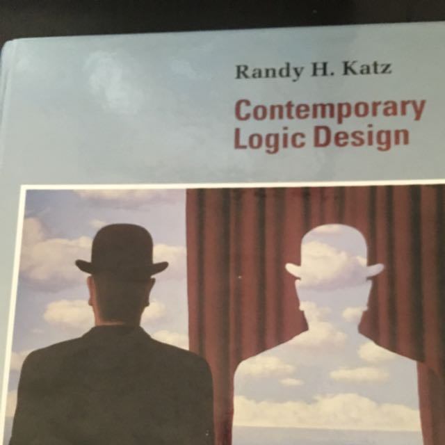 Contemporary Logic Design By Katz 1st Edition