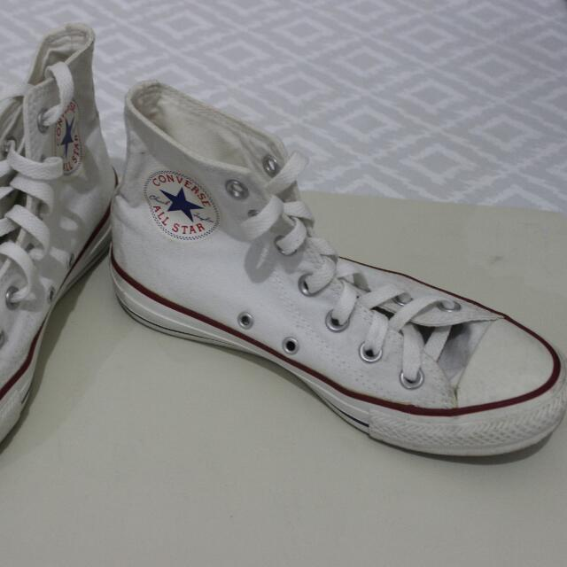 Converse Chuck Taylor High Cut Sneakers Shoes