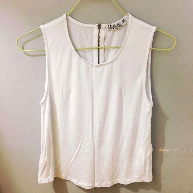 📌REPRICED: Cotton On Sleeveless Blouse