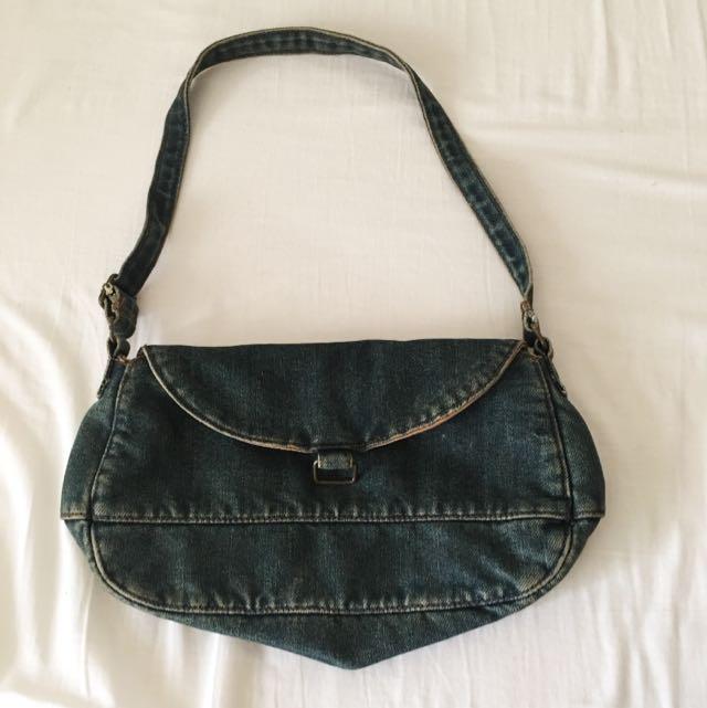 Denim GAP hand Bag