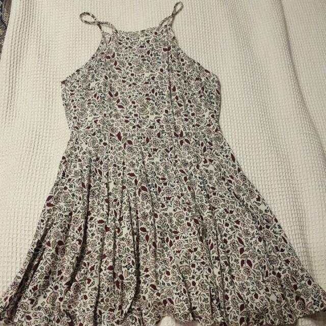Factorie Skater Floral Dress Size S