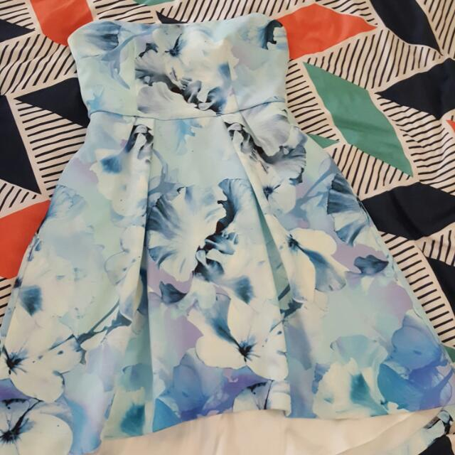 Forever New High-Low Dress Size 12
