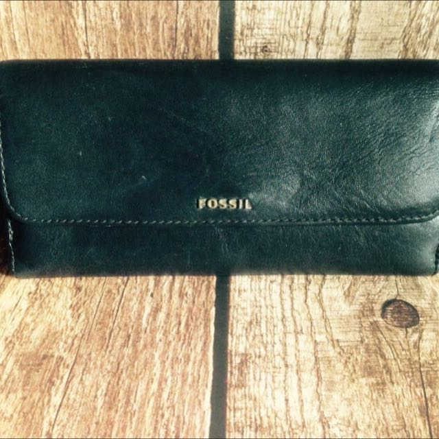 Fossil Ori Leather