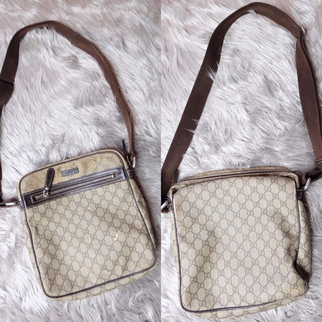 GUCCI BAG (authentic)