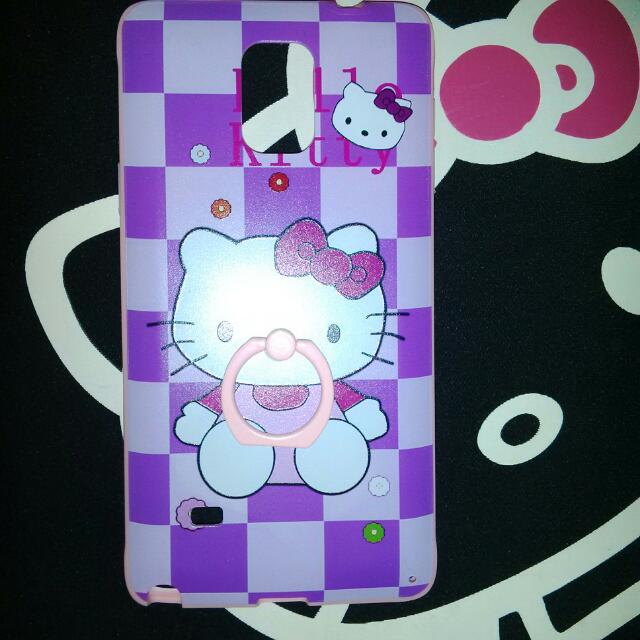 Hello Kitty Note 4 Case