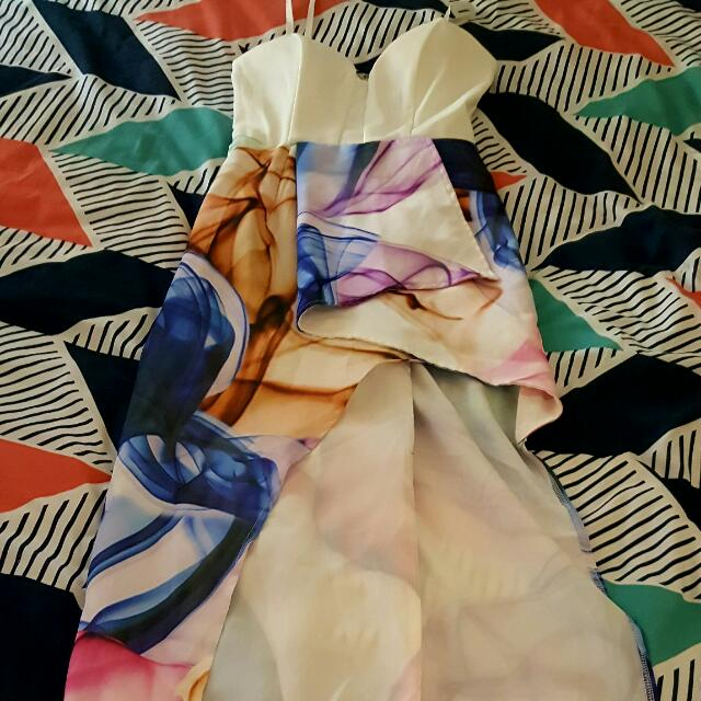 High-Low Dress Size 10