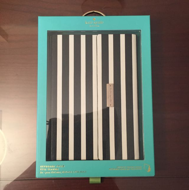 iPad Mini Kate Spade Case With Keyboard