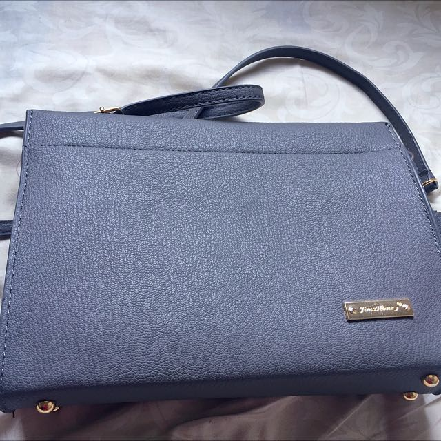 Jims Honey Grey Slingbag