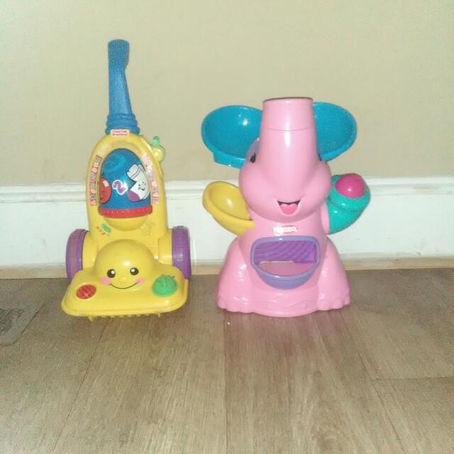 Kids Vacuum. And Elephant