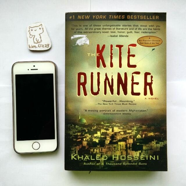 Kite Runner By Khalid Hosseini