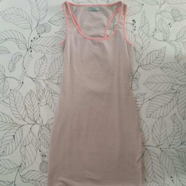 KOOKAI Cut-out Back Bodycon Short Dress