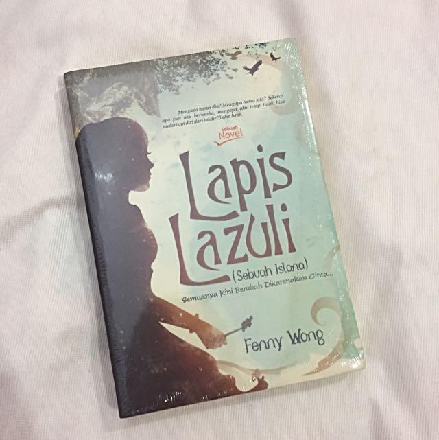 Lapis Lazuli oleh Fenny wong