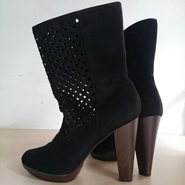 LelaRose Boots (Preloved)