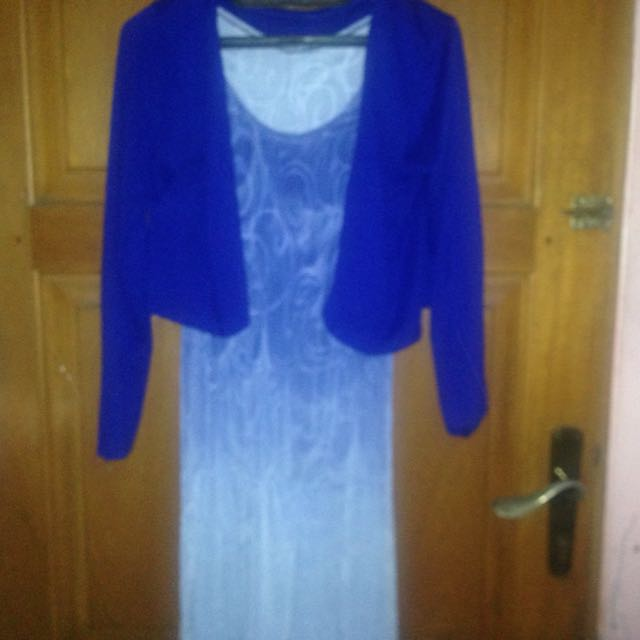 Longdress With Bolero