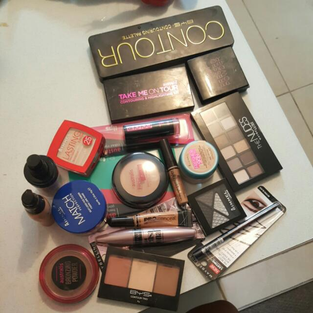 Make Up All Brand New
