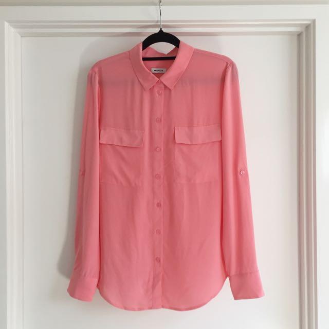 MARCS Sofia Silk Shirt