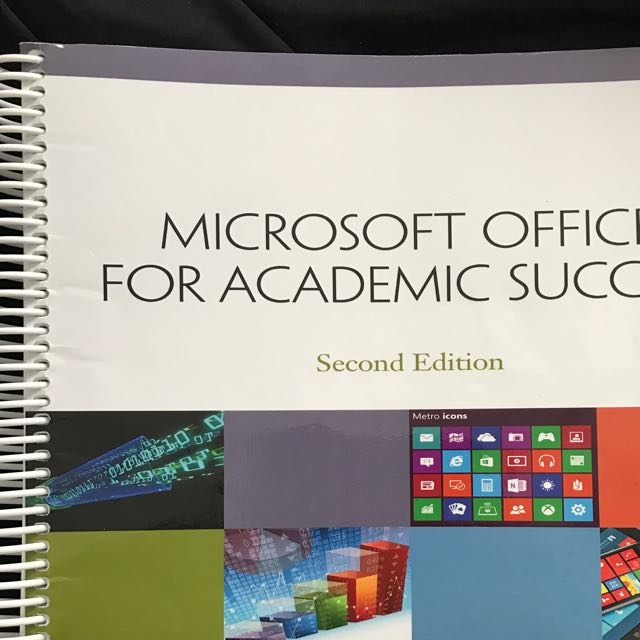 microsoft office for academic success second edition