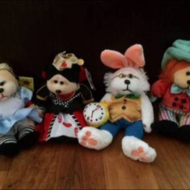 MINT CONDITION BEANIE KIDS