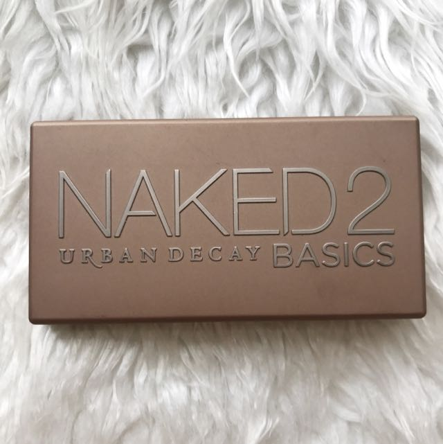 NAKED BASIC 2 100% Authentic