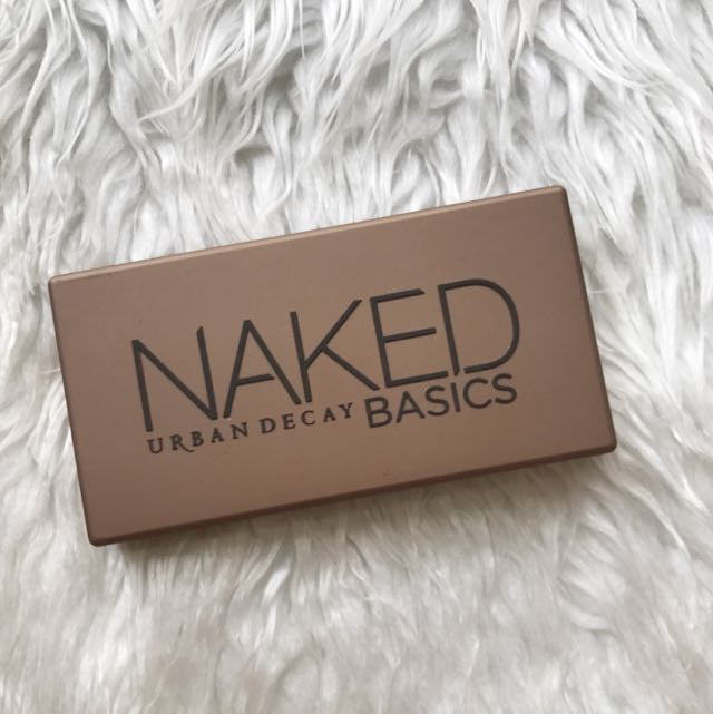 NAKED BASICS 100% Authentic