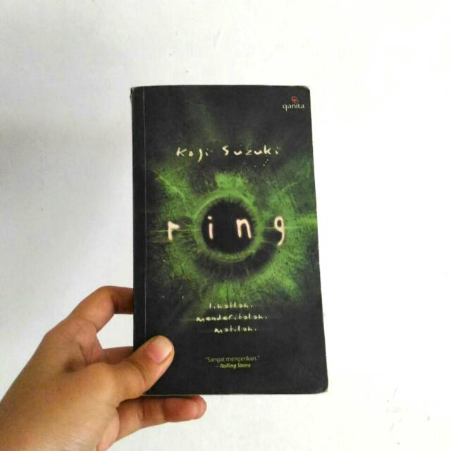 Novel The Ring