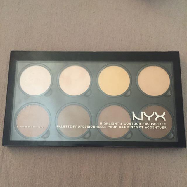 NYX Contour Kit