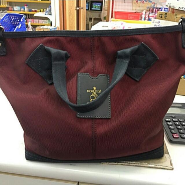 (二手)porter手提包