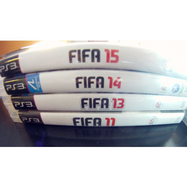 Ps3 Games Pre-Owned Fifa 11-16 ps4 wwe 2016