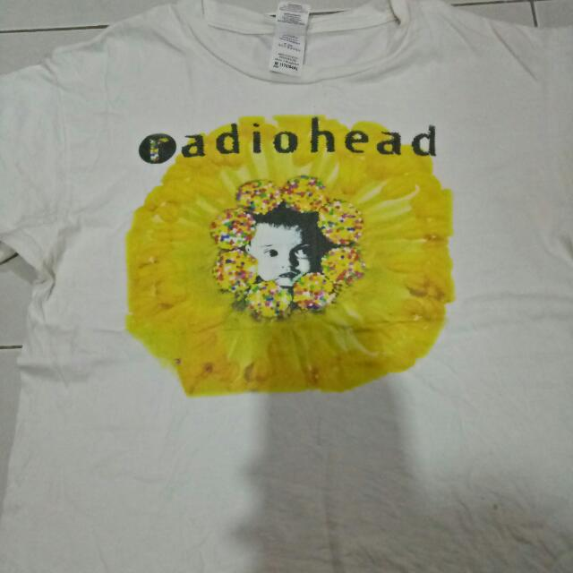 Radiohead Pablo honey .