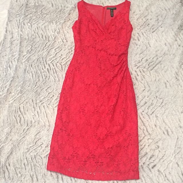 Ralph Lauren Dress- Lace (size 6)