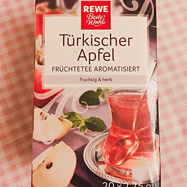 🇩🇪德國REWE水果茶 茶包 20入
