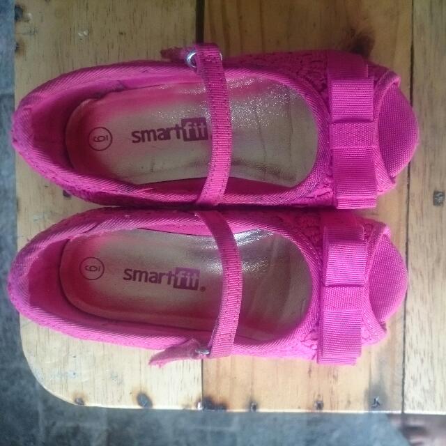Sepatu Payless Anak Fuschia