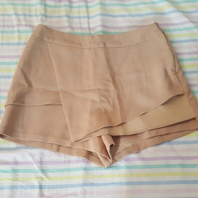 Skirt-short