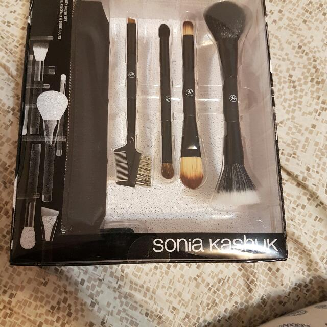 Sonia Kashuk Double Duty Brush Set