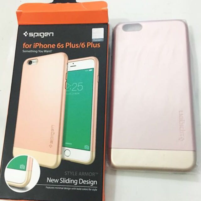 Spigen Casing iPhone 6s Plus