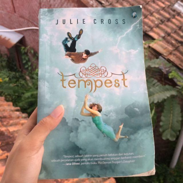 Tempest ( novel Fantasy)